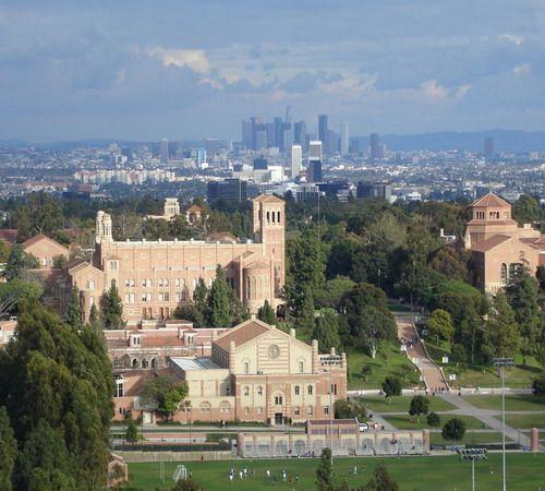 University Of Cal State La Ucla Campus Los Angeles Hotels Ucla