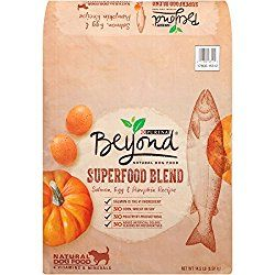 Purina Beyond Natural Dry Dog Food Superfood Blend Salmon Egg Entrancing Honest Kitchen Reviews Design Ideas
