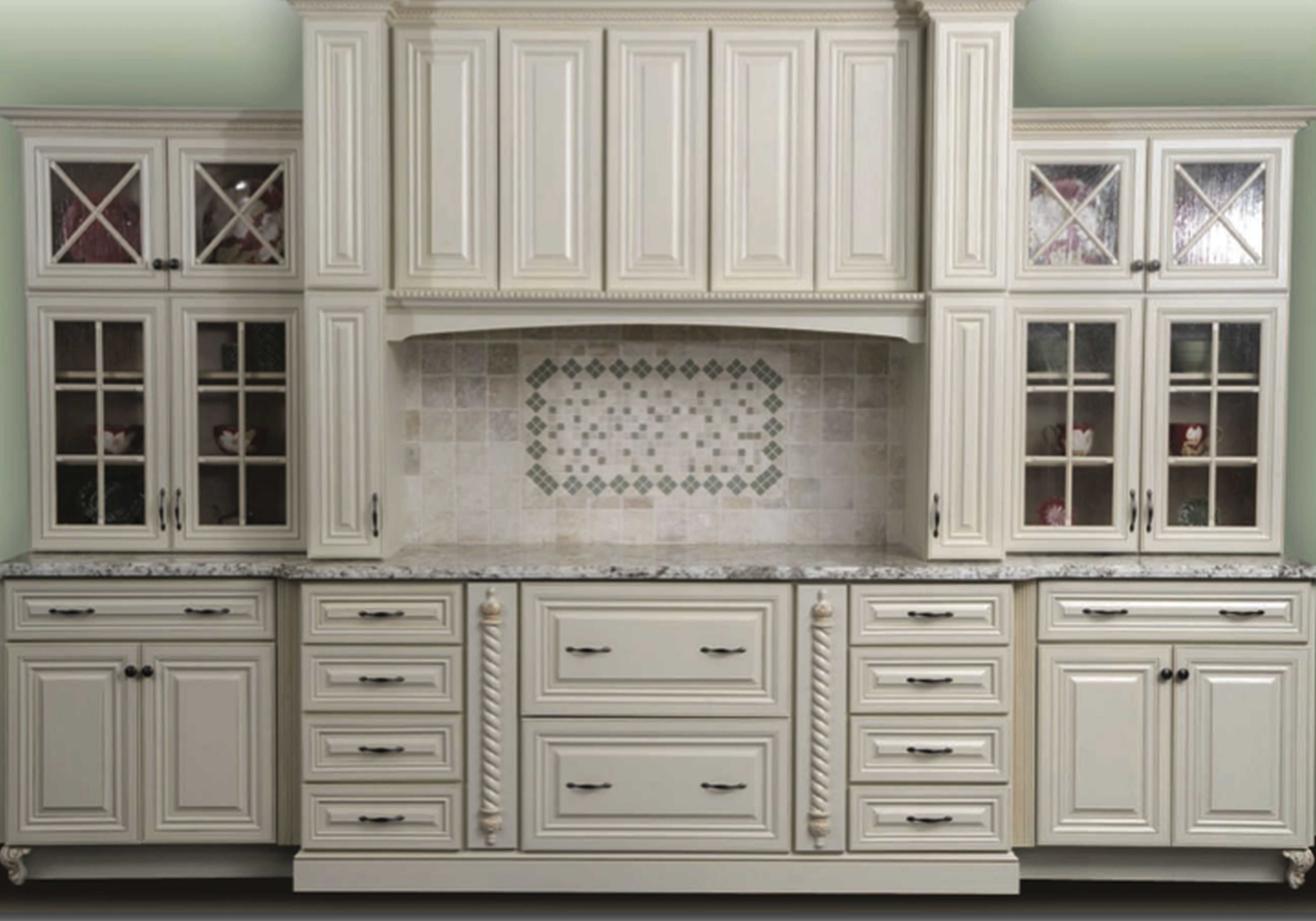 Remodelling your modern home design with Fabulous Vintage kitchen ...