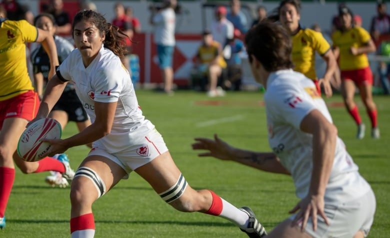 Canadian women's rugby 7s Olympic pursuit goes beyond the