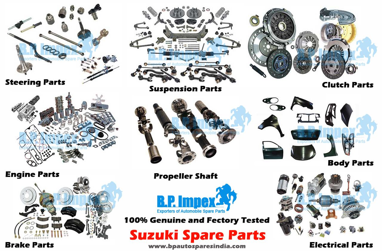 Bp Auto Spares India Is A Very Well Renowned Name In The Auto Spares