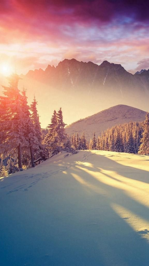 Best Iphone X Wallpaper Snow Winter Sunny Mountains Hd Desktop Wallpaper Beautiful Sun Shini Iphone Wallpaper Winter Winter Backgrounds Iphone Winter Wallpaper