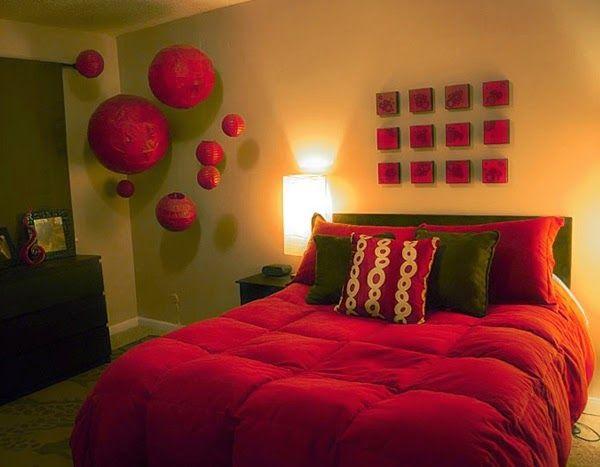 Decorations Chambres Avec Influence Asiatique Decoration Chambre