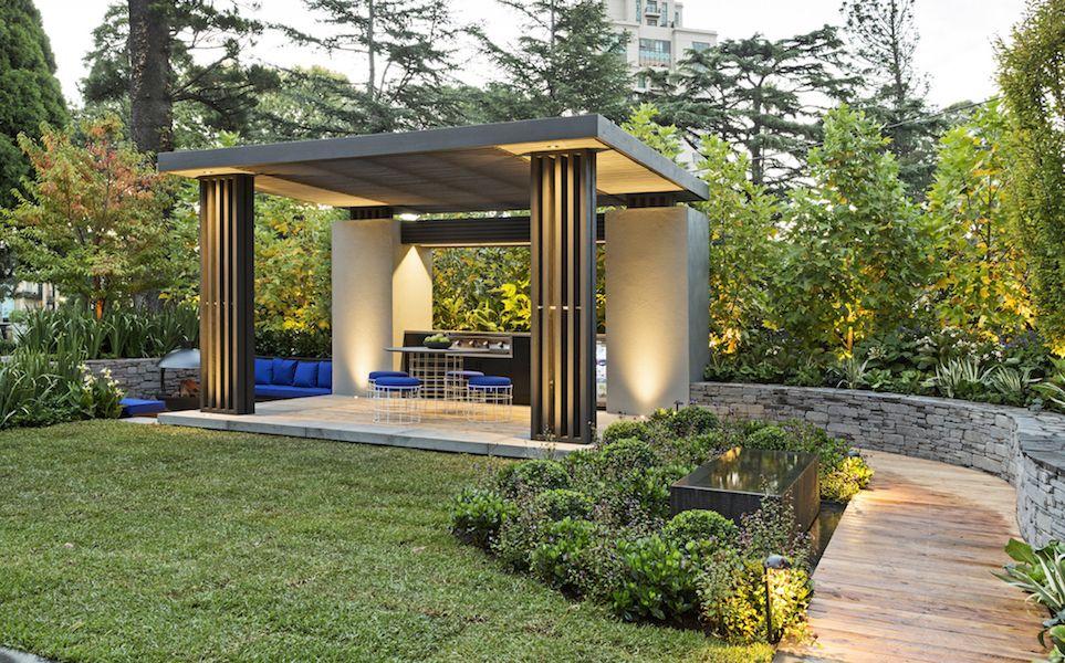 Quietude mifgs 2015 design cycas landscape design and for Cycas landscape design