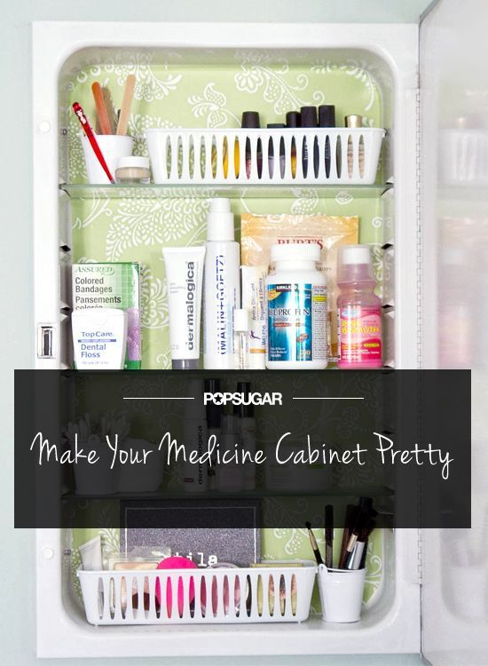 Organize Your Medicine Cabinet and Make It Pretty #organizemedicinecabinets Organize Your Medicine Cabinet and Make It Pretty #organizemedicinecabinets