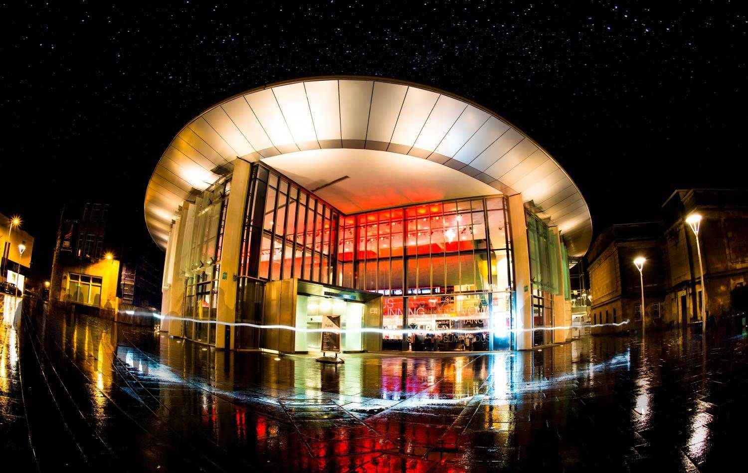 Perth concert hall hosts many great shows and events for