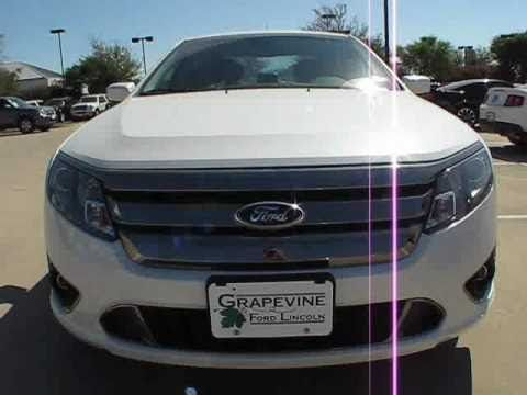2011 Ford Fusion Sport Start Up, Exterior/ Interior Review