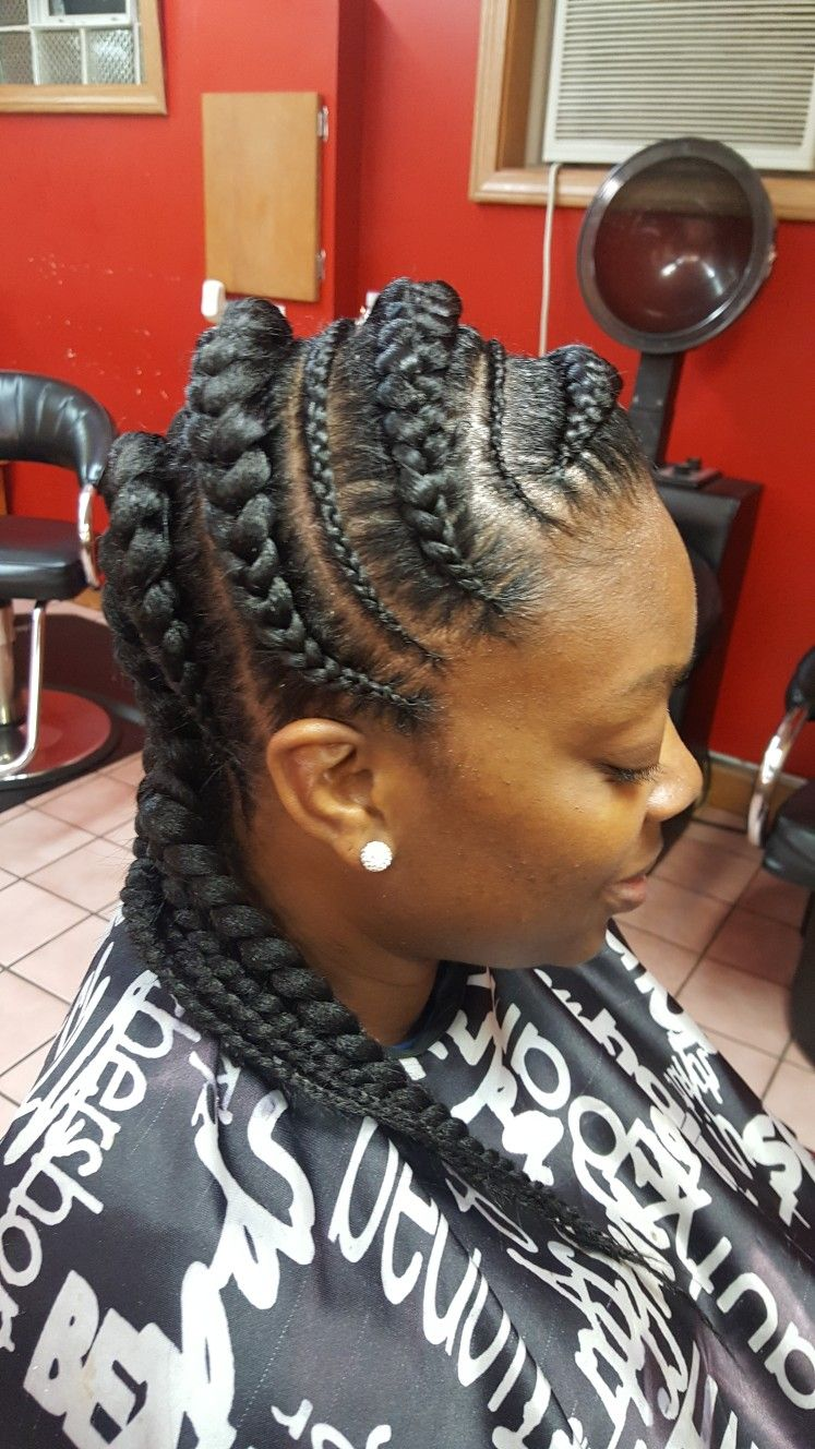 Braided Hairstyles By Toni Watkins Nurse Smith On Itz Your