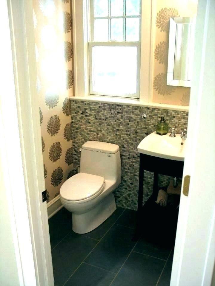 Adding Shower To Half Bathroom Add A Shower To A Half Bathroom Tecnomarinez In 2020 Half Bathroom Design Ideas Simple Bathroom Designs Bathroom Redecorating