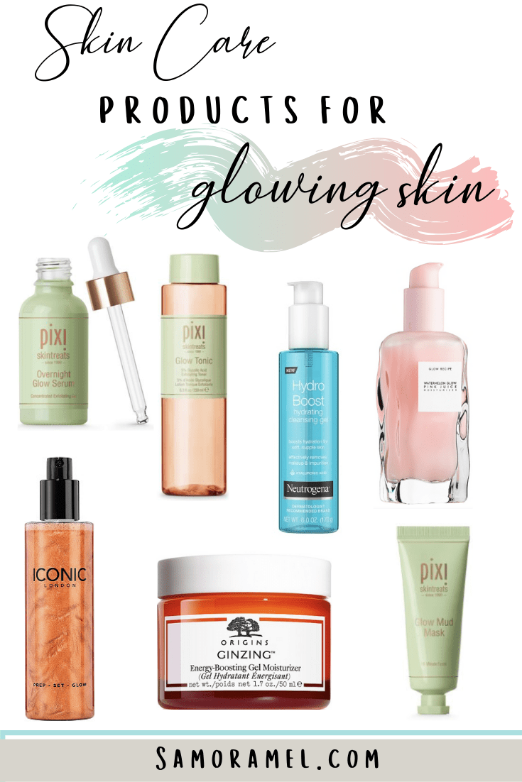 The Best Skincare Products For Glowing Skin Favorite Skincare Products Skin Care Best Skincare Products