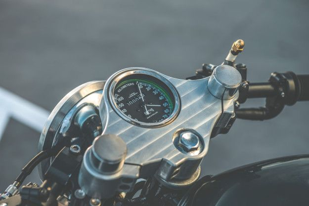 Excess All Areas: Nozem's radical XS850 custom   Bike Art