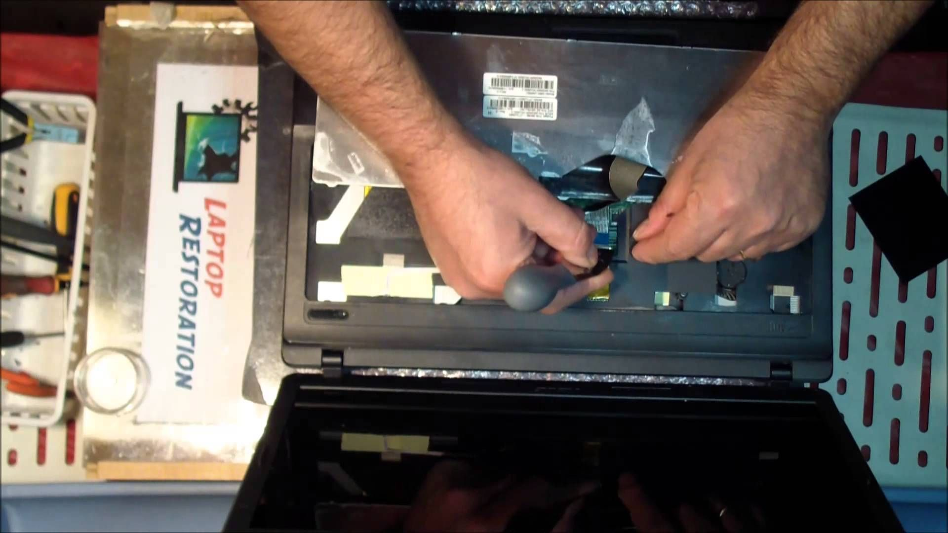 Asus X54c Laptop Disassembly  Take A Part