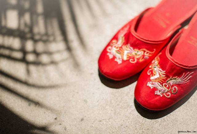The Red Slipper