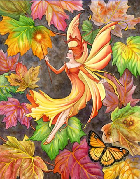 Barbara Lanza Autumn Sprite