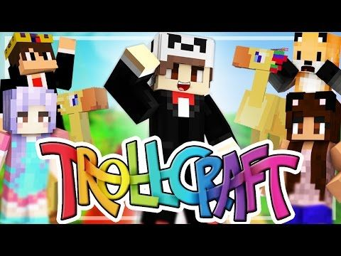 Where Are We Ep 1 Trollcraft Minecraft Youtube