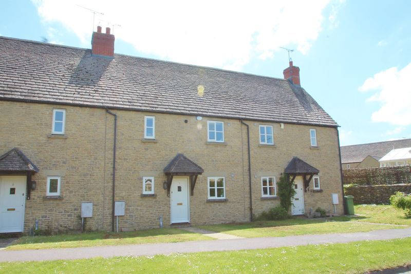 House for sale in South Cerney, Gloucestershire - £239,950. Situated in the heart of this popular village within easy reach of the nearby lake and other amenities is this exceptionally well presented home. The accommodation includes two double bedrooms, two reception rooms and refitted kitchen. Further benefits include garage, parking and beautiful garden.