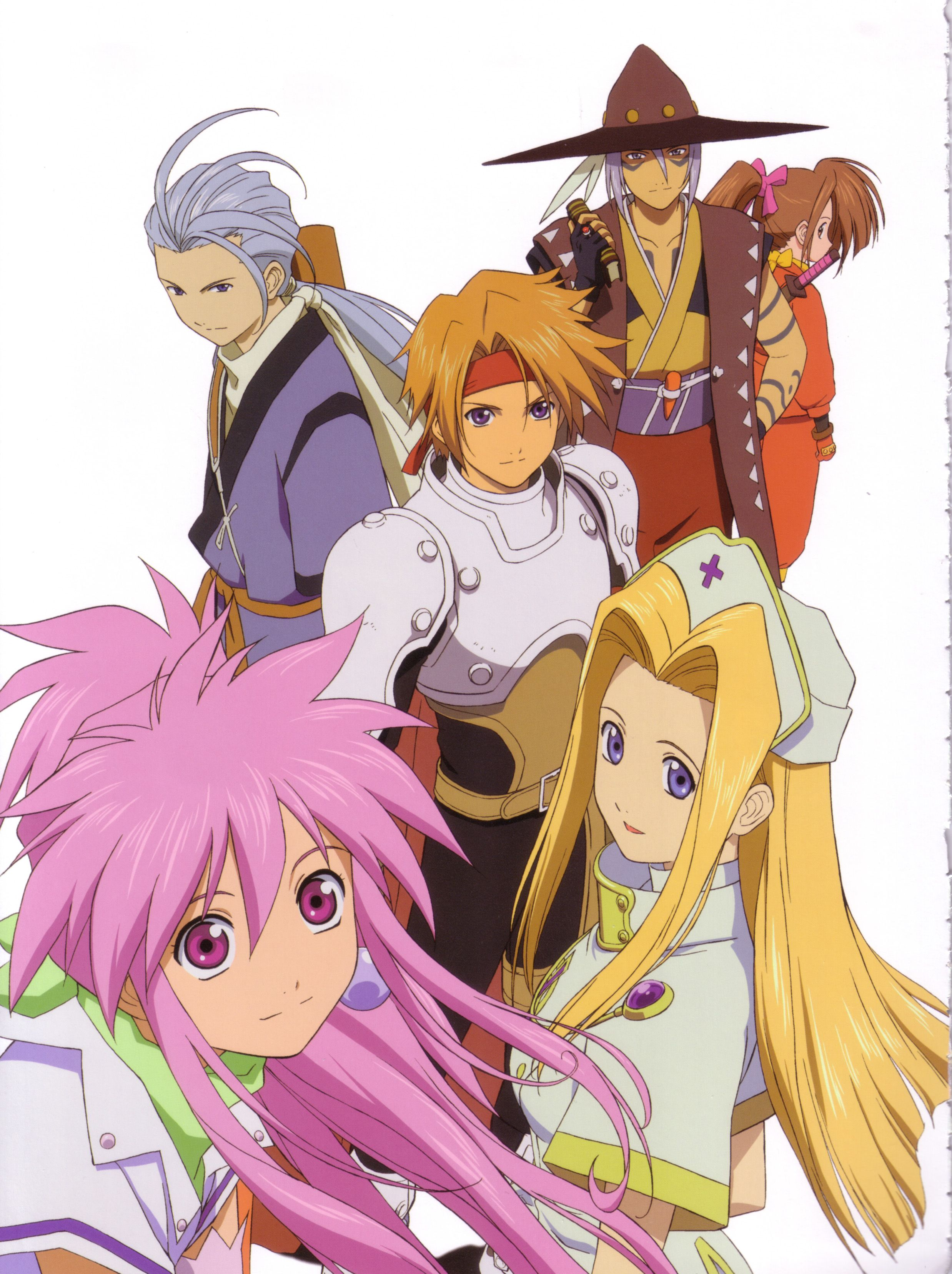 Tales of Phantasia The Animation /// Genres Adventure