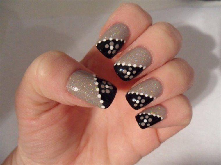 D co ongles gel quelles sont les tendances suivre for Decoration ongle en gel