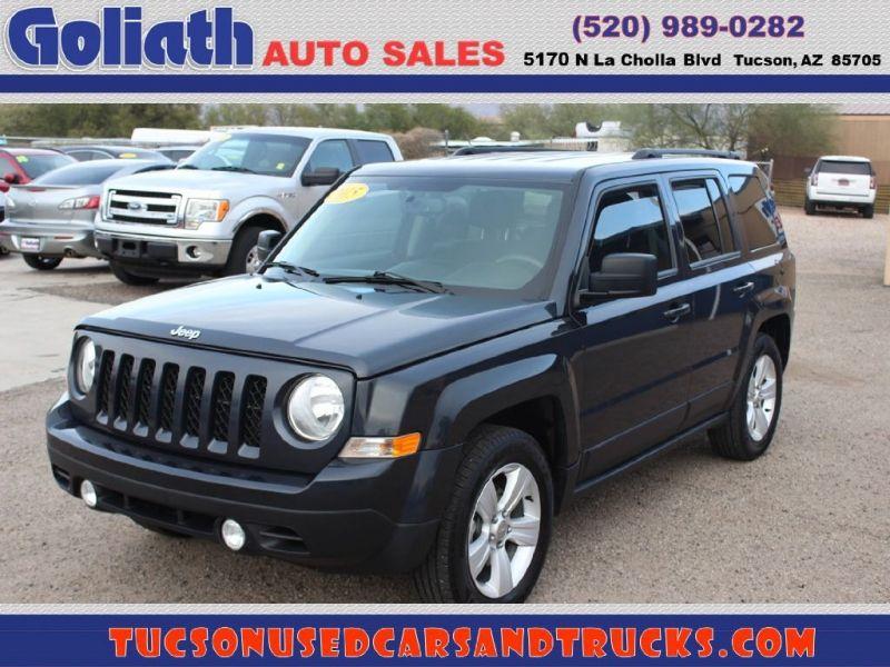 2015 JEEP PATRIOT SPORT Goliath Auto Sales LLC Auto