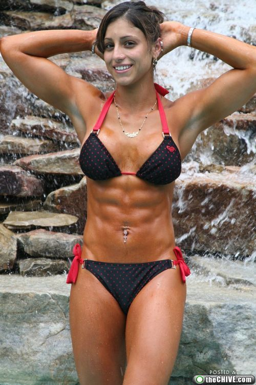 Washboard abs with women 20 Women