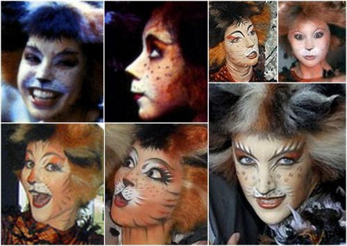 Image Result For Electra Cats Cats Musical Broadway History Cat Makeup