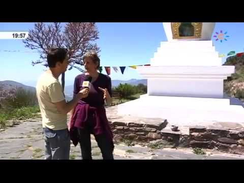Encuentra la paz en un Centro Budista Tibetano... ¡en Las Alpujarras (Granada)! / Discover internal peace in... a Tibetan Buddhist Center in Las Alpujarras (Granada)!
