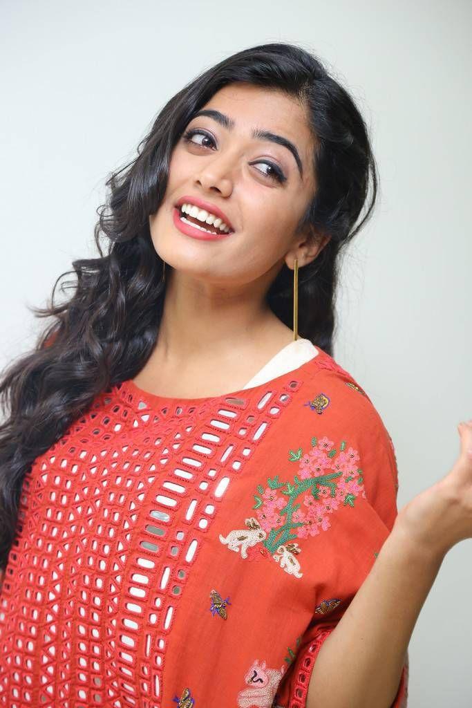 Chalo Movie Teaser Launch Rashmika Mandanna Photos Telugu Heroine