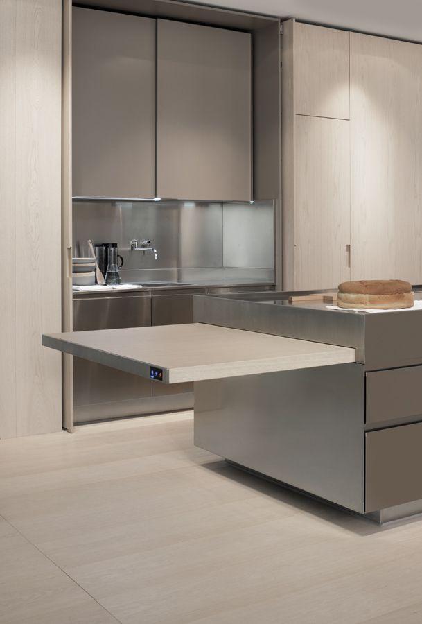 Cocina modelo Convivium, de Arclinea. #cocinas #diseño #italiano ...