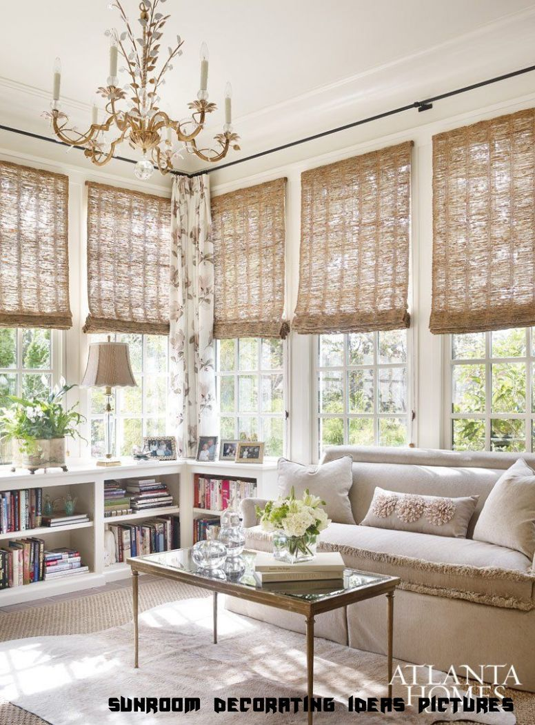 10 Sunroom Decorating Ideas Pictures Window Treatments Living Room Sunroom Decorating Small Sunroom