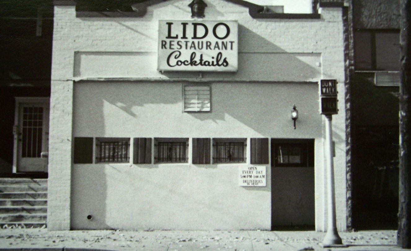 Lido Restaurant In Hackensack Nj 1980 S In 2019 Bergen