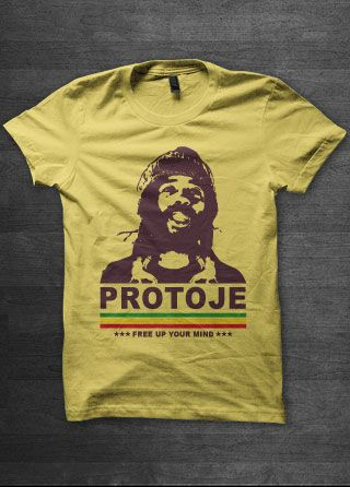 993f8c13b protoje | Tee shirt | Cool t shirts, T shirt, Men