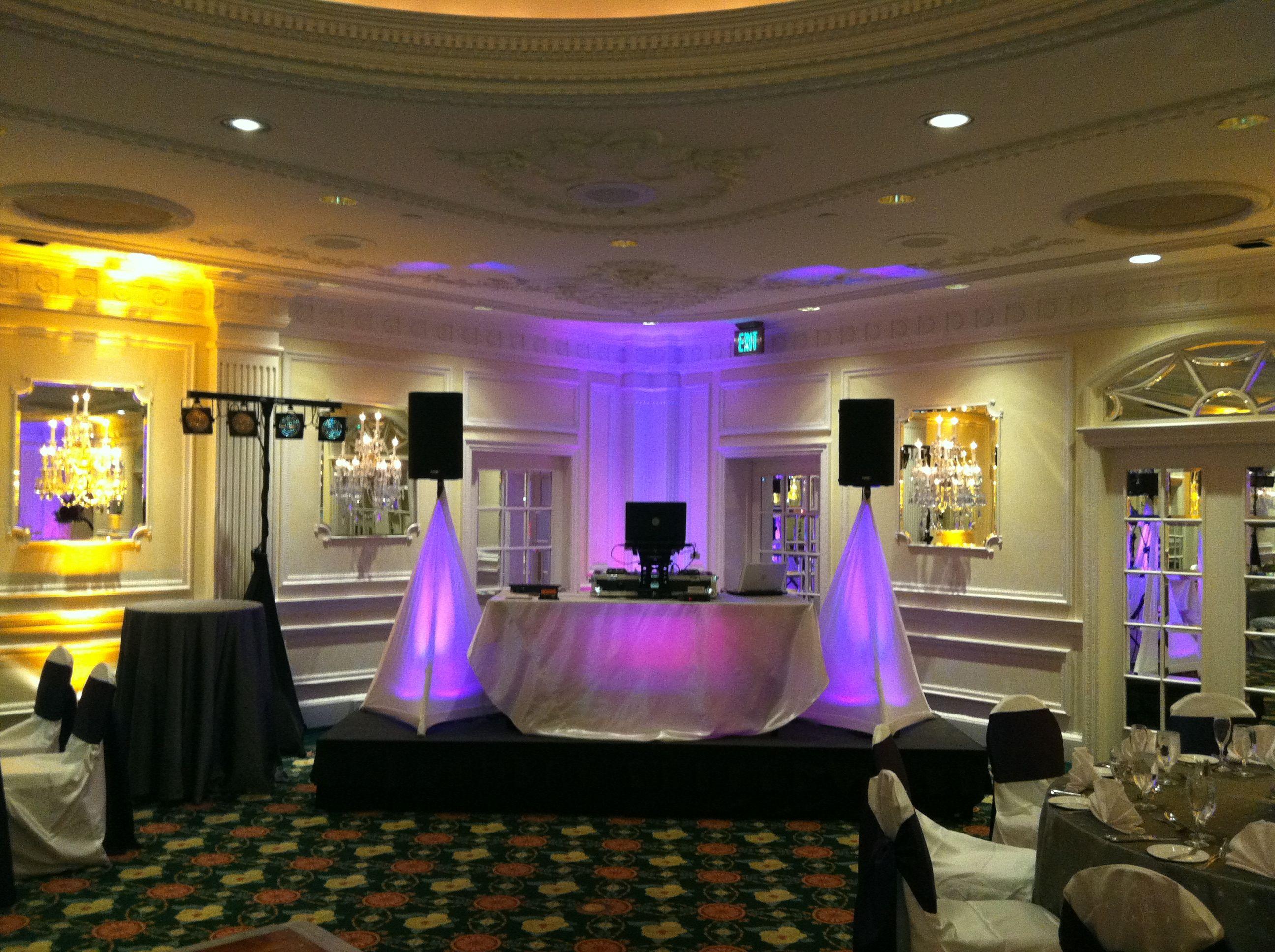 One Idea Of How Your Dj Could Be Setup Dj Setup Dj Dance Floor Lighting