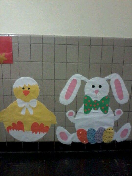 Easter Classroom Wall Decoration School Classroom Wall Decor