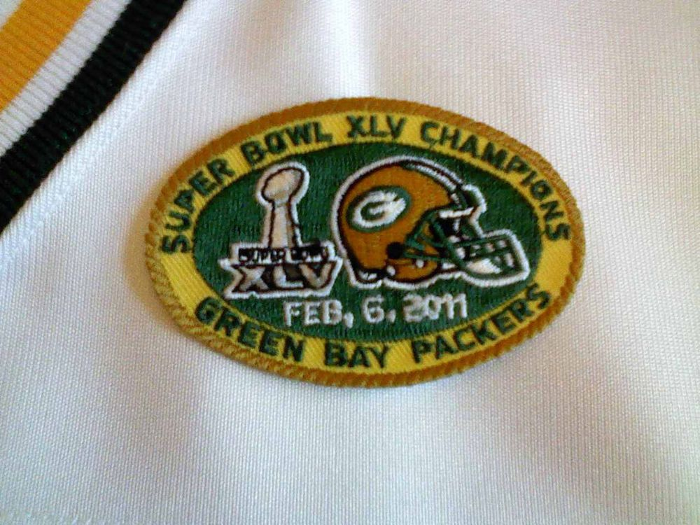 PACKER CHAMPIONSHIP .SUPERBOWL PATCH ,COLLECTORS EDITION GREEN BAY PACKERS.NICE #GreenBayPackers