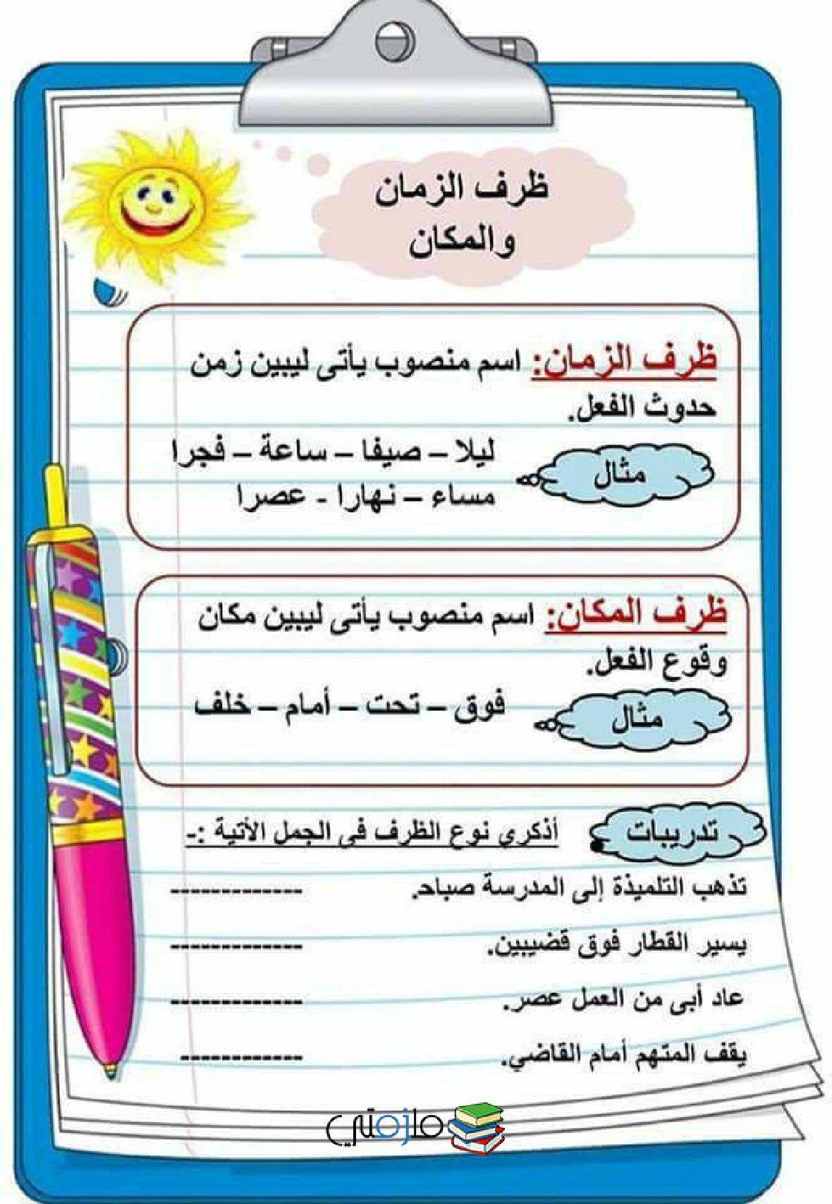 Pin By Isyaka Bukar On Grammaire Arabe In 2021 Learning Arabic Arabic Kids Learn Arabic Language