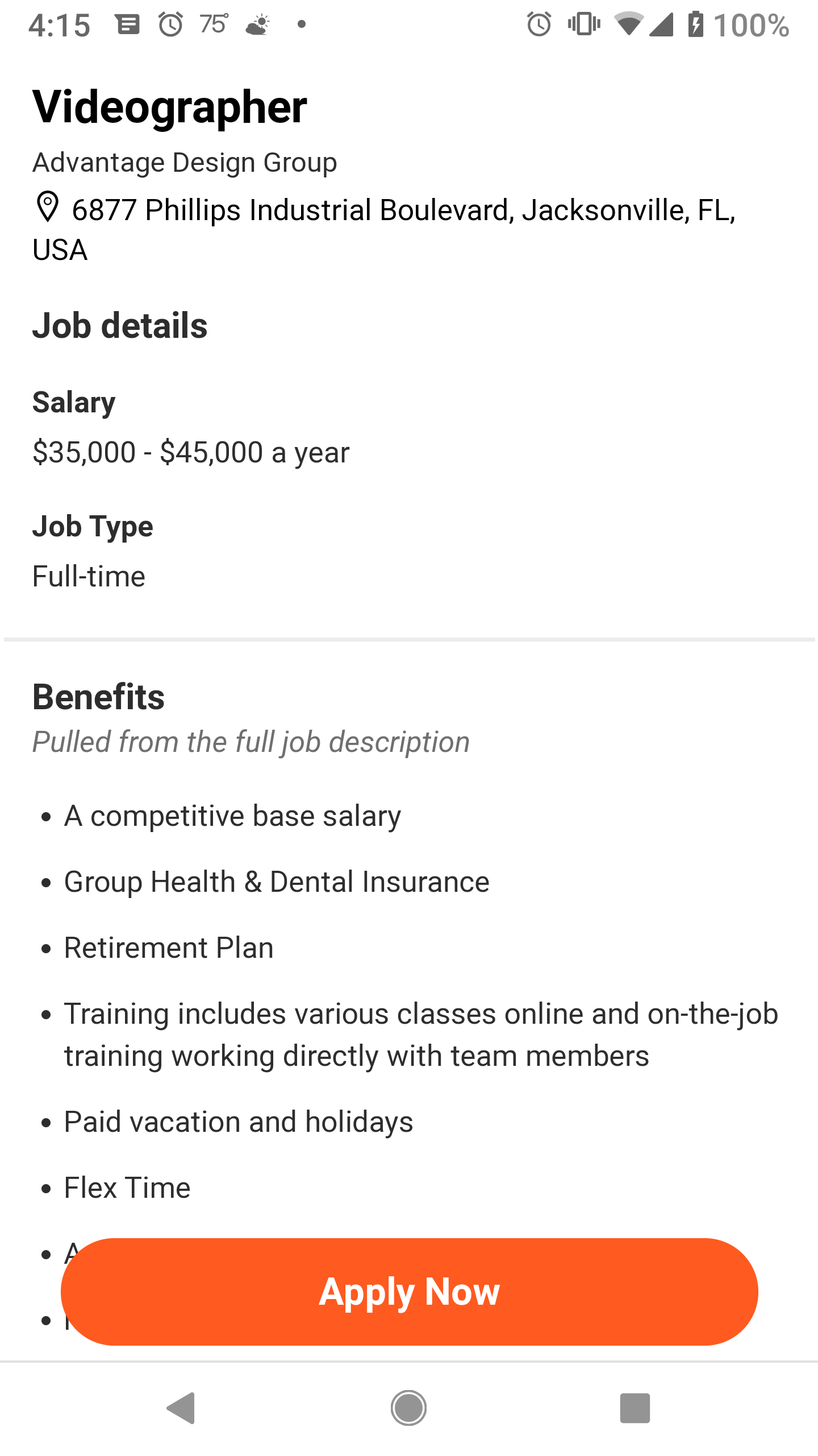 Is this really a competitive base salary for a