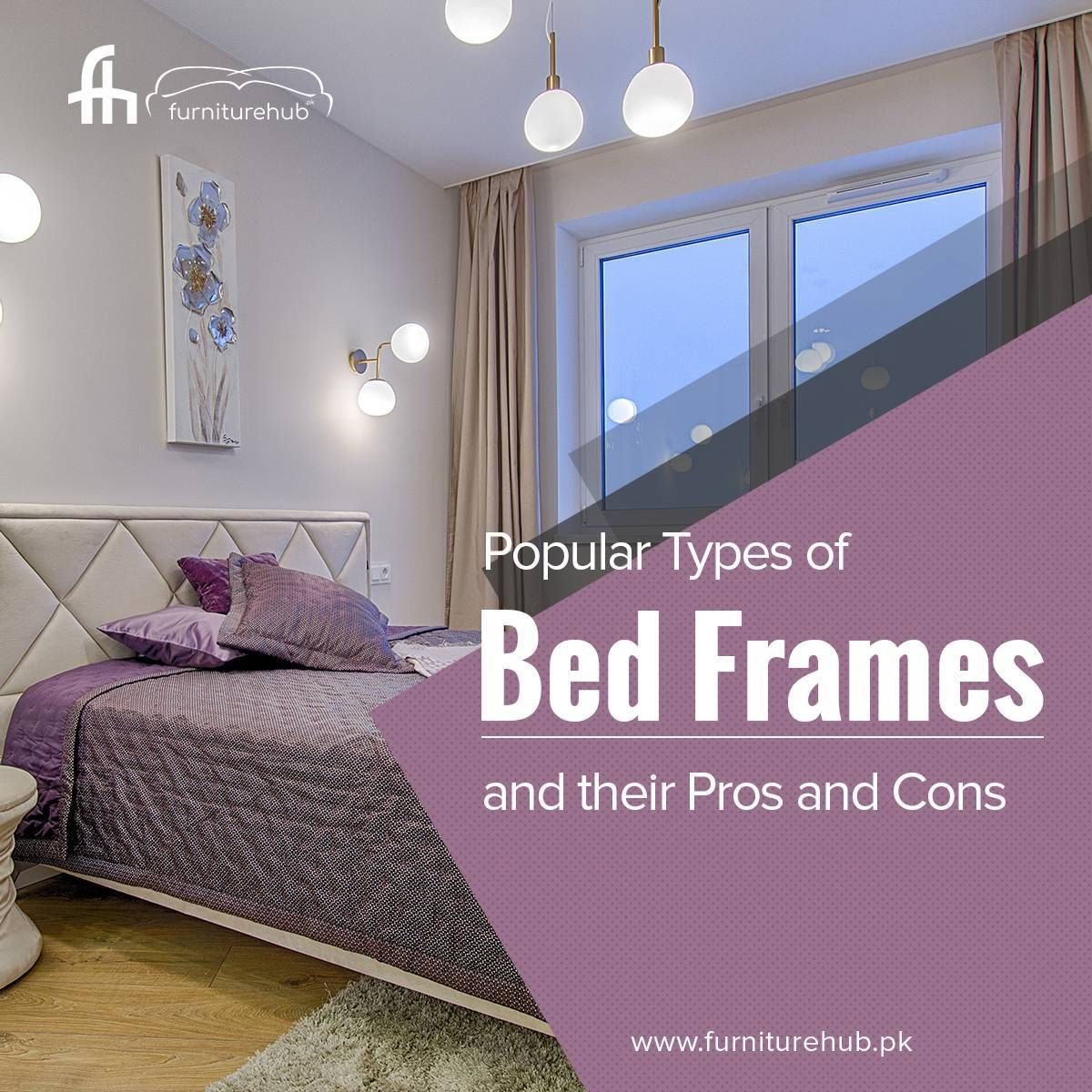Popular Types of Bed Frames and Their Pros and Cons Ikea