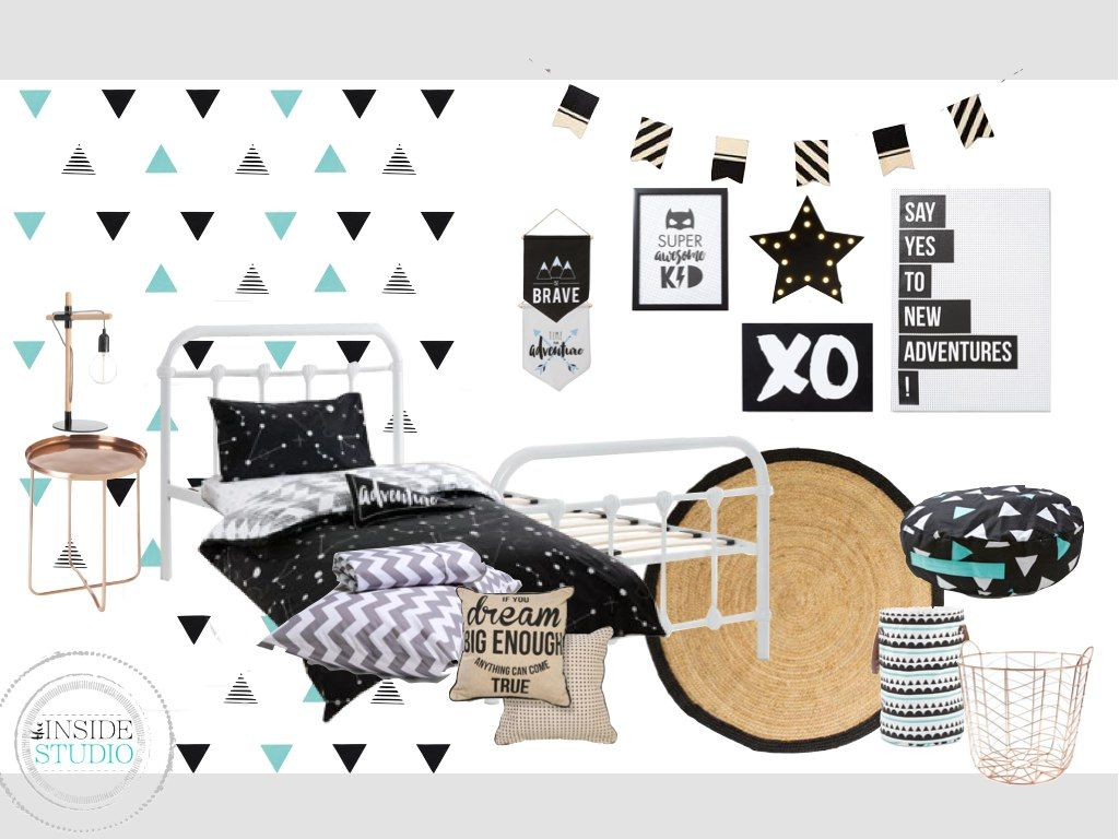 Best Budget Boys Room Using Kmart Accessories Boy Toddler 400 x 300