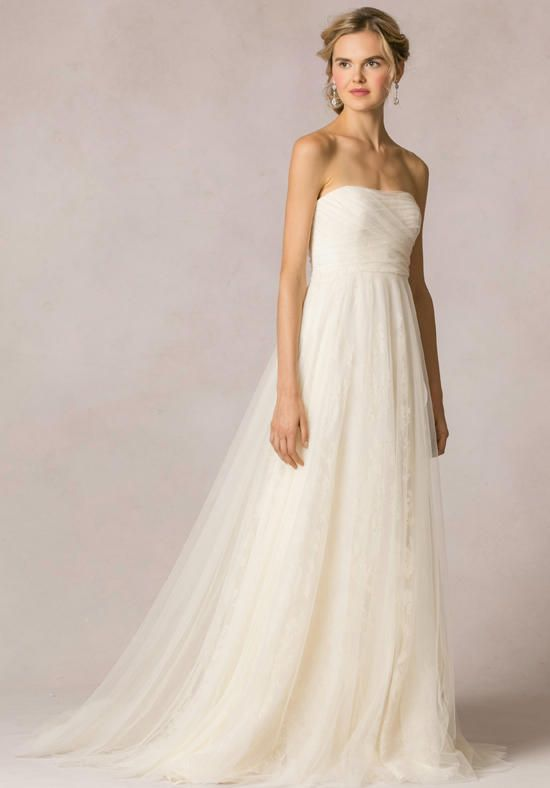 3a95380f27e Jenny Yoo Collection Evelyn Wedding Dress - The Knot