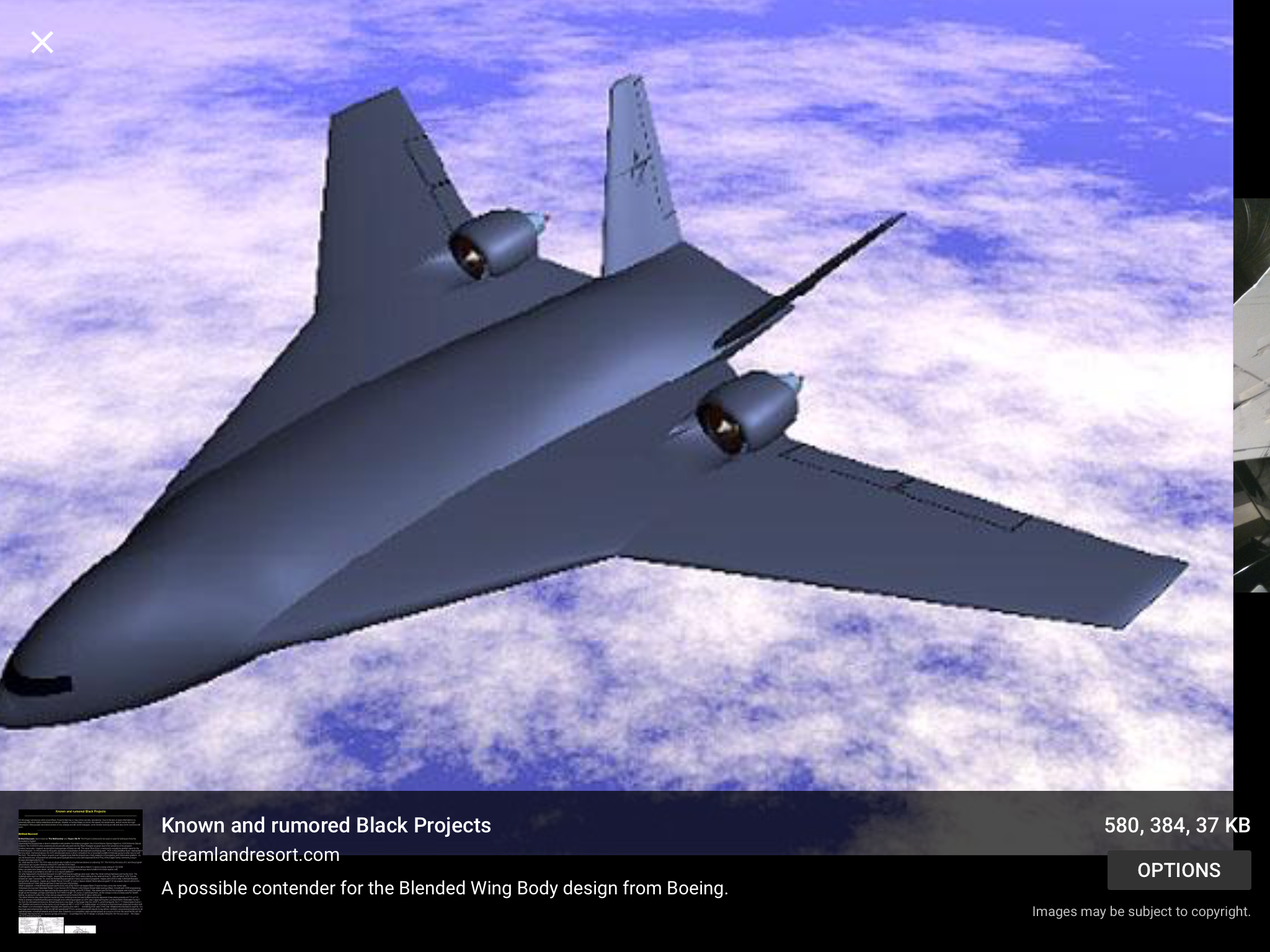 With the recent advances in technology and design aircraft concepts - Boeing Blended Wing Body Design Concept