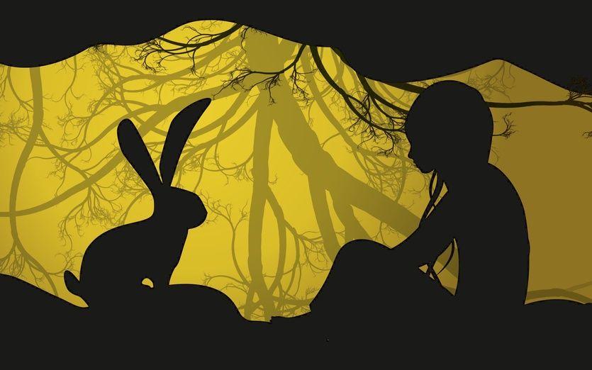 Rabbit Hole by Franzi on Storybird.com
