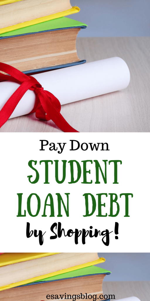 Evoshare Review Earn Cash Back For Student Debt Or Retirement Student Loan Repayment Student Loans Payday Loans