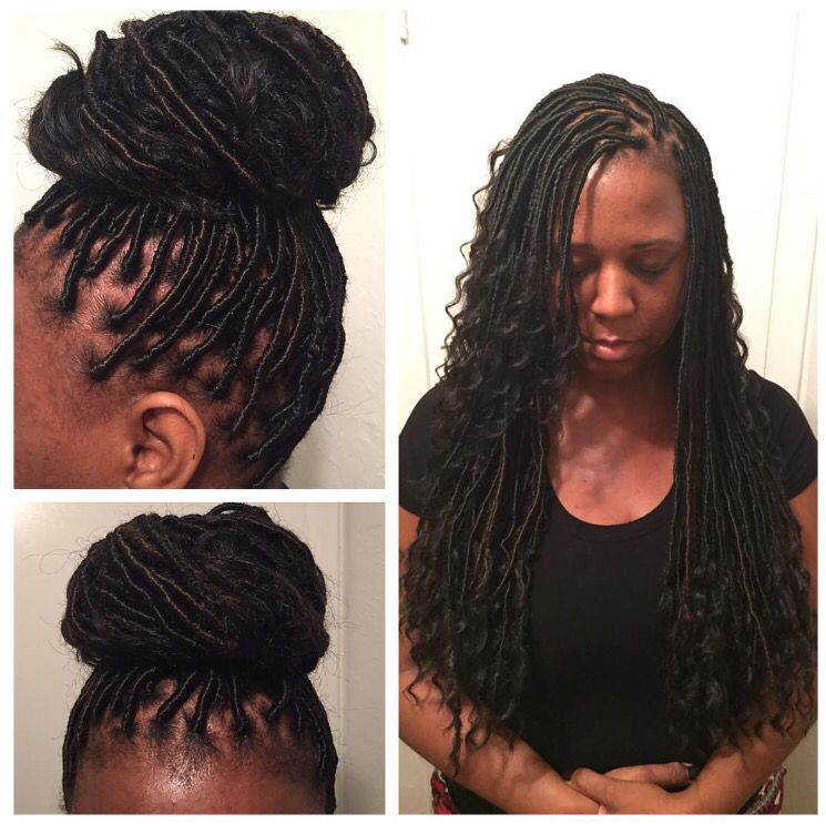 Dess Faux Locs Meagan Good Inspired
