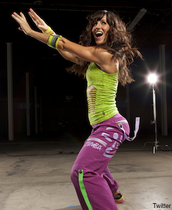 Celeb Zumba instructor Kass Martin is coming to the Philly area ...