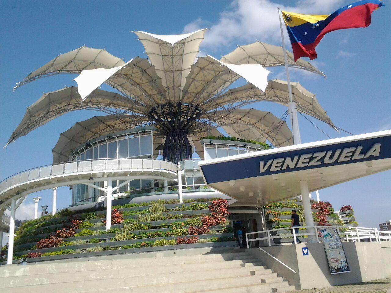 Pin En La Flor De Venezuela El Orgullo Arquitectonico De Venezuela