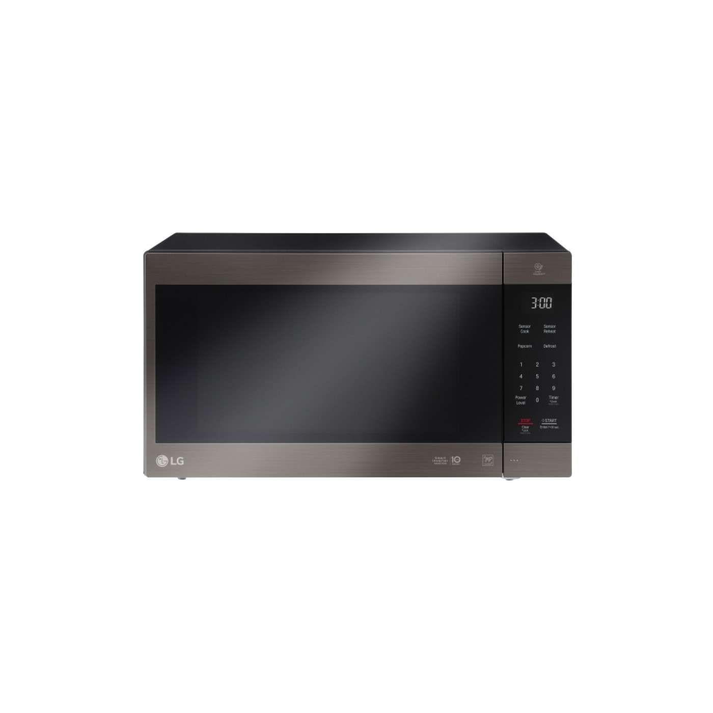 Lmc2075bd By Lg Countertop Microwaves Goedekers Com