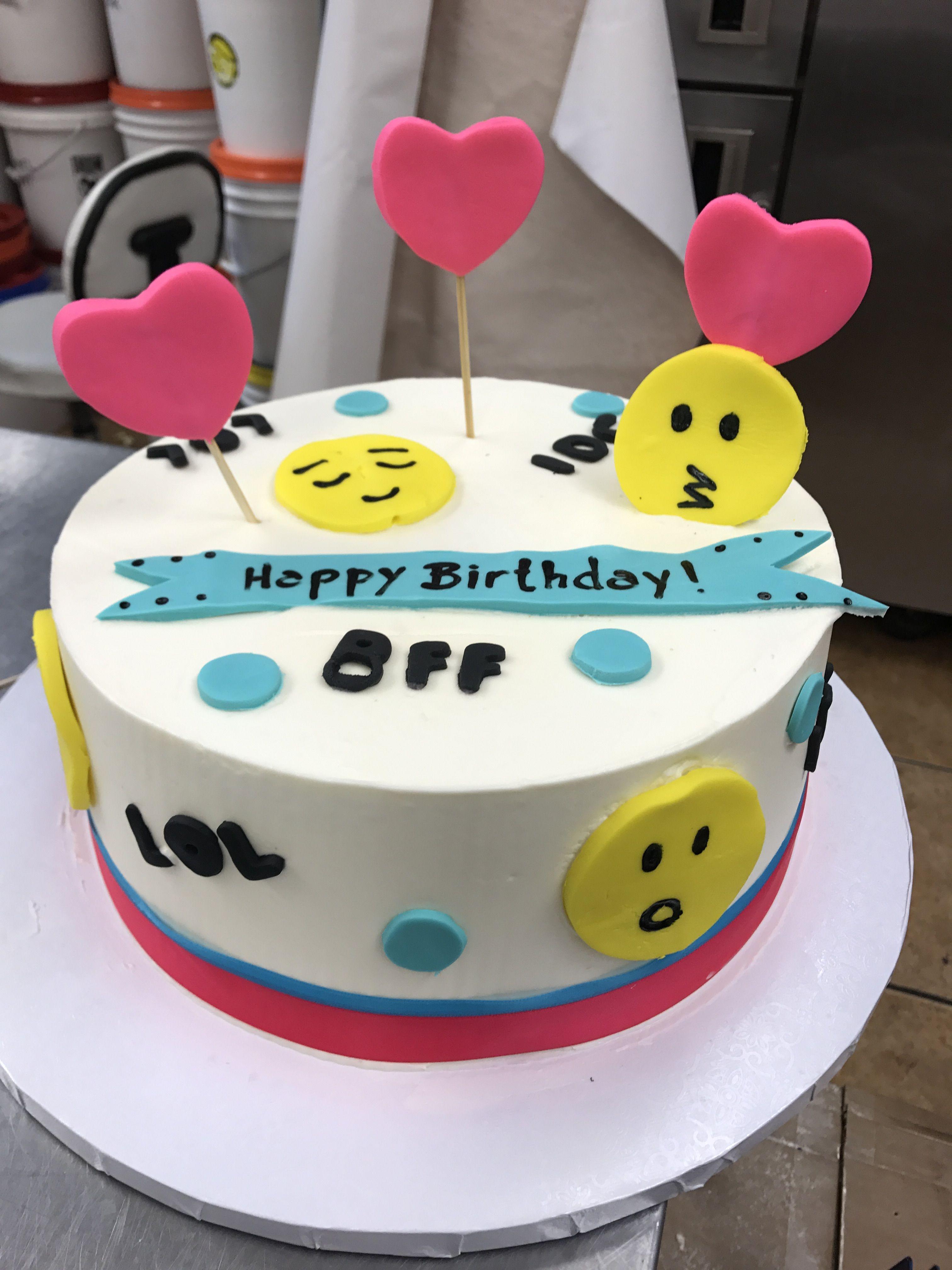 Emoji Birthday Cake Birthday Cakes In Tampa Florida Birthday