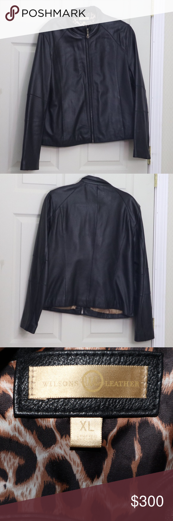 Wilsons Leather Size XL Wilsons Leather Size Chart Size