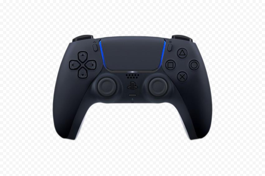 Playstation5 Ps5 Black Controller Design Image Controller Design Image Newest Playstation