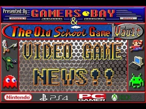 Video Game News 2 10 14 By Gamers Bay The Old School Game Vault